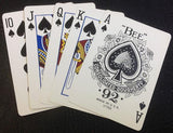 Jackie Gaughan's Plaza Deck of Red Playing Cards