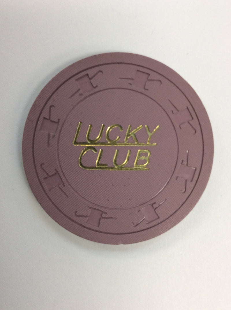 Lucky Club 10cent chip - Spinettis Gaming