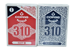 Copag Magic 310 Series Playing Cards Gaff with Red or Blue Decks