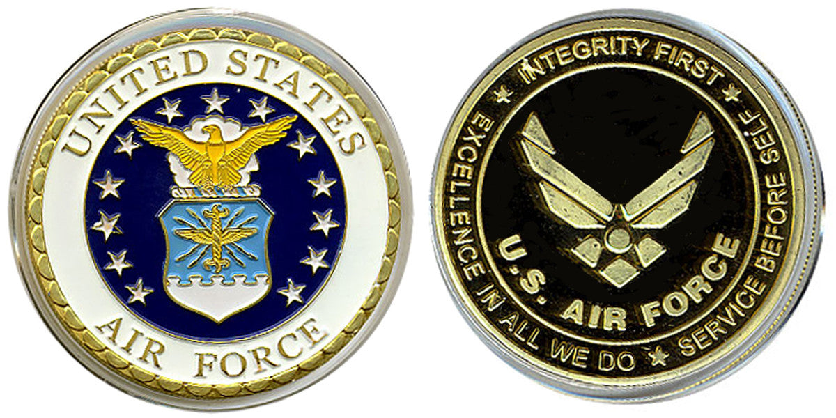 Card Guard United States Air Force Card Guard - Spinettis Gaming - 1