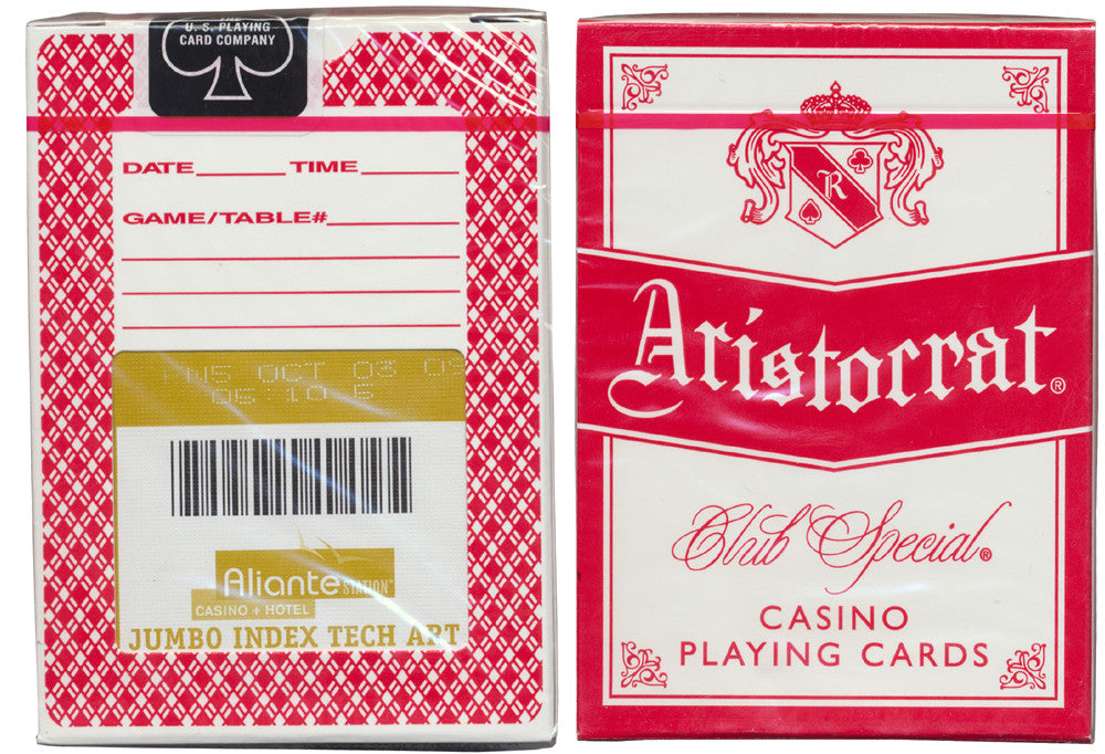 Aliante Station Casino New Gold Deck Aristocrat