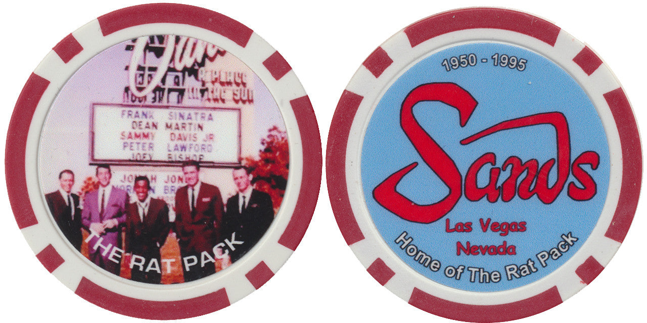 The Rat Pack Chip - Spinettis Gaming - 1