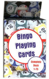 Bingo Playing Cards - Spinettis Gaming - 2