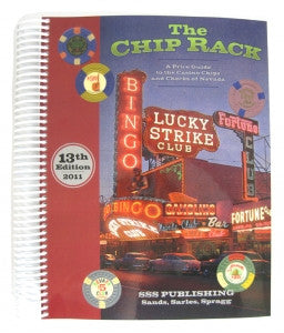 13th Edition Chip Rack Book