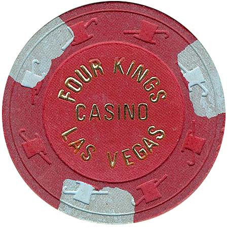 Four Kings Casino $5 chip