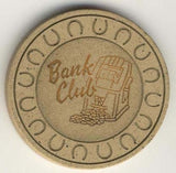 Bank Club Ely (beige 1953) Chip - Spinettis Gaming - 1