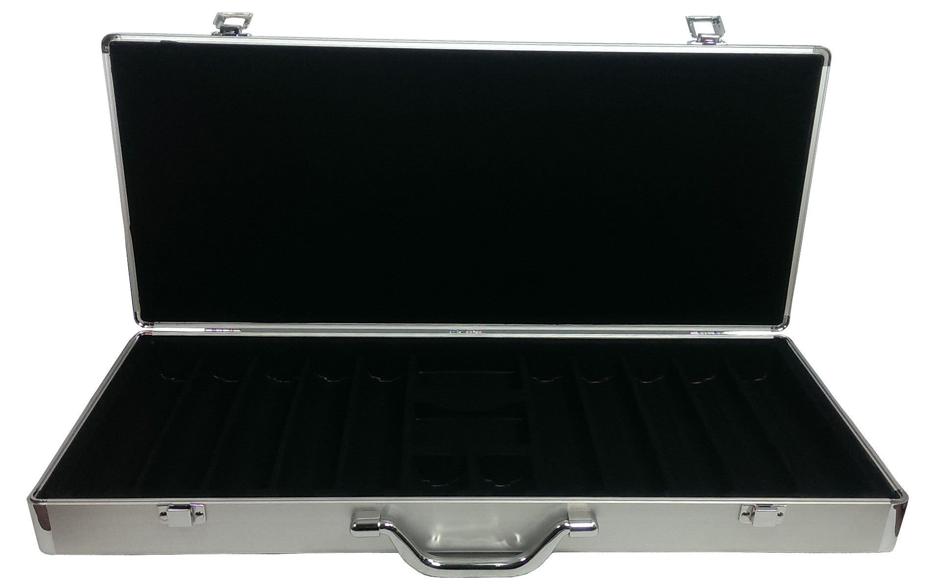 650+ Pro Aluminum Chip Case - Spinettis Gaming - 1