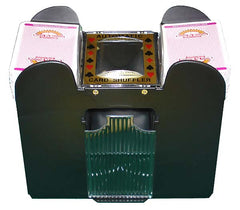 SHUFFLER Automatic Playing Card Shuffler 1- 6 Decks - Spinettis Gaming - 1