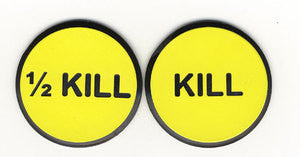 "Kill /  1/2 Kill Button 2"" - Spinettis Gaming"