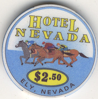 Hotel Nevada $2 chip - Spinettis Gaming - 2