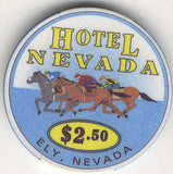 Hotel Nevada $2 chip - Spinettis Gaming - 1