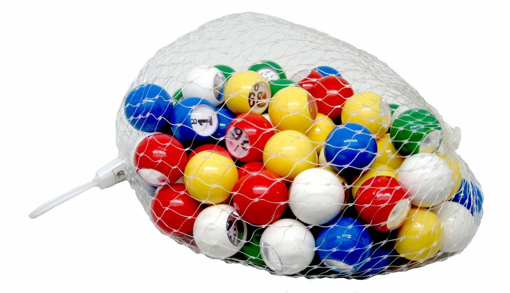 Bingo Balls - Large and Small
