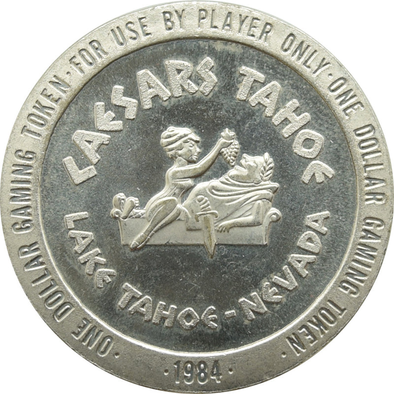 Caesars Tahoe Casino Lake Tahoe NV $1 Token 1984