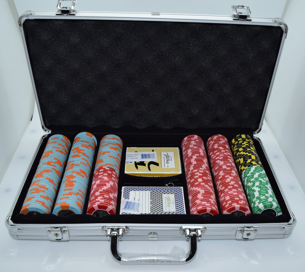 300 Holiday International Casino Las Vegas chip set