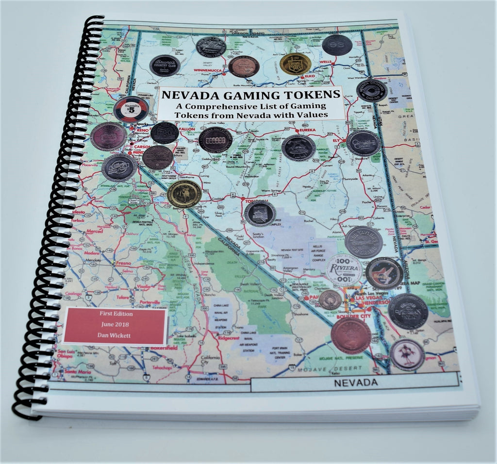 Nevada Gaming Tokens Book