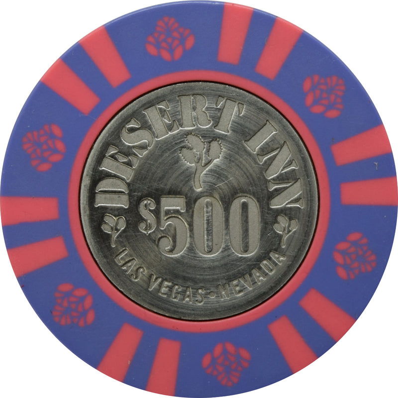 Desert Inn Casino Las Vegas $500 Chip 1981
