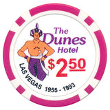 Dunes $2.50 Chip - Spinettis Gaming