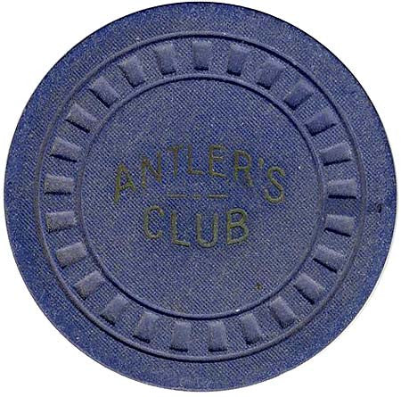 Antler's Club Blue Chip