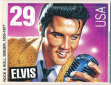 Elvis Puzzle Postcard Large - Spinettis Gaming
