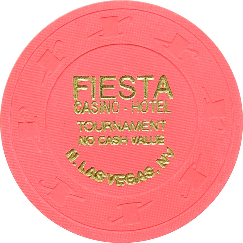 Fiesta Casino North Las Vegas Pink NCV Tournament Chip 1997