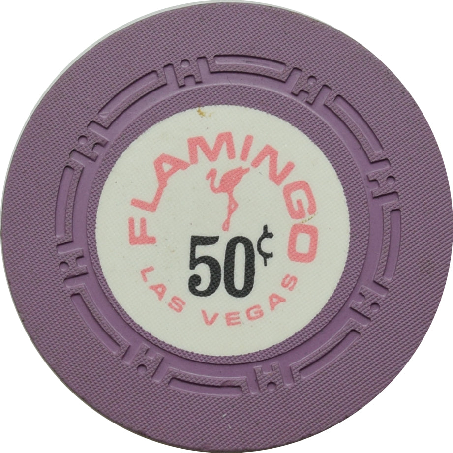 Flamingo Casino Las Vegas 50 Cent Chip 1969