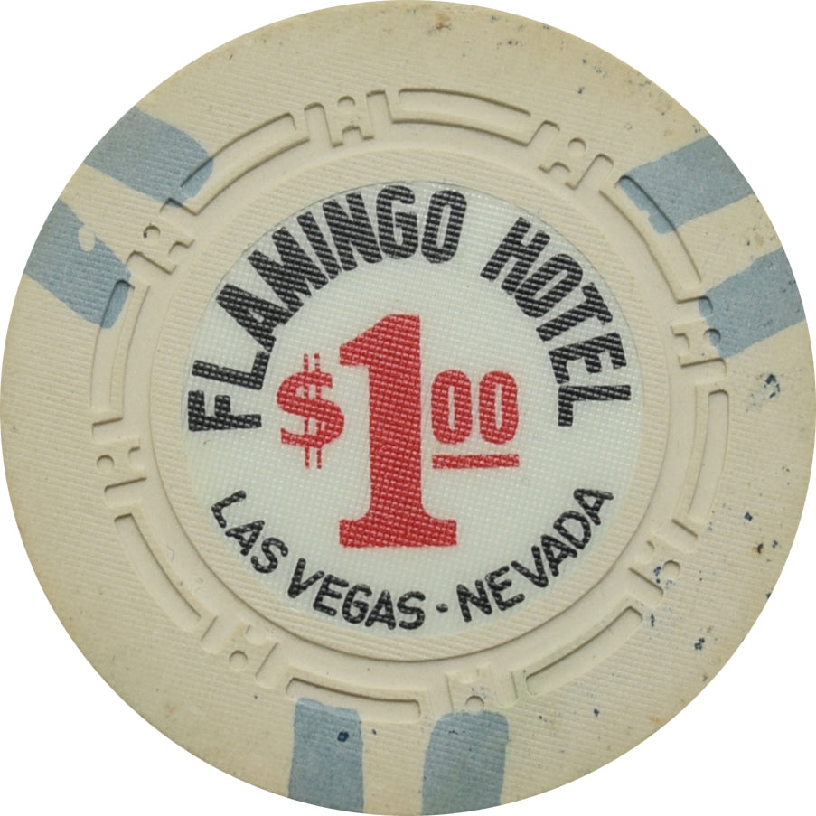 Flamingo Casino Las Vegas $1 Chip 1964