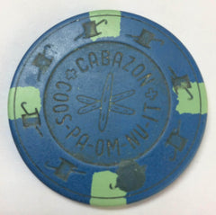 Cabazon Coos-Pa-Om-Nu-It Casino California $1 Chip