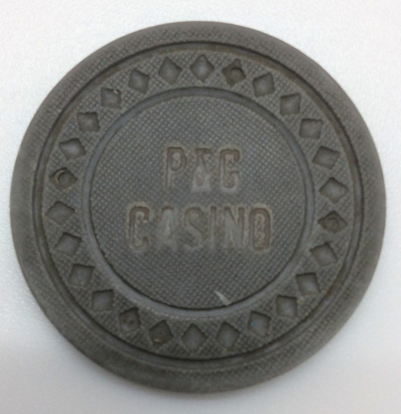 P & G Casino Petaluma $1 Chip