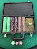 Palmas Club Casino 300 Chip Set Puerto, Plata Dominican Republic