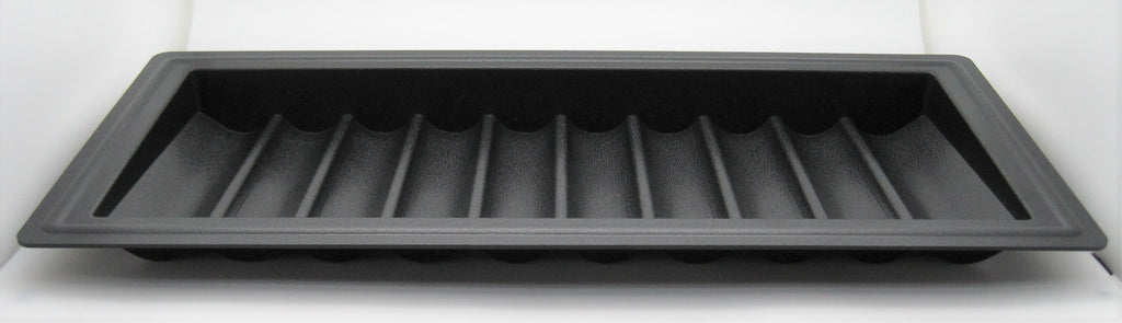 10 Slot Dealer Tray Drop In Style for Gaming Tables