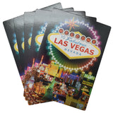Welcome to Las Vegas Sign Jumbo Playing Card Deck
