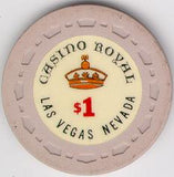 Casino Royal Las Vegas $1 Chip 1971