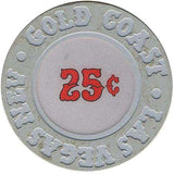 Gold Coast 25 cent chip 1990's - Spinettis Gaming