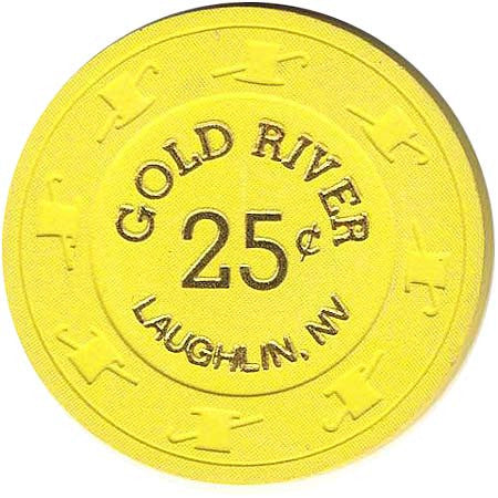 Golden River 25 (Yellow) chip