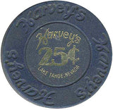 Harveys 25 Navy (Hotstamp) chip - Spinettis Gaming - 1