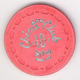 New China Club Reno 10cent chip 1960s - Spinettis Gaming - 2