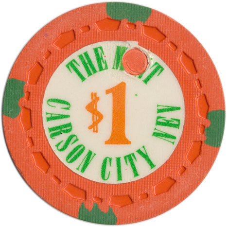 The Mint Carson City $1 Chip 1965