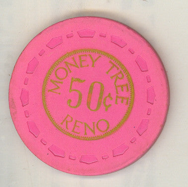 Money Tree Reno 50cent chip - Spinettis Gaming - 2
