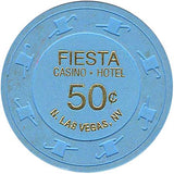 Fiesta 50cent Chip - Spinettis Gaming