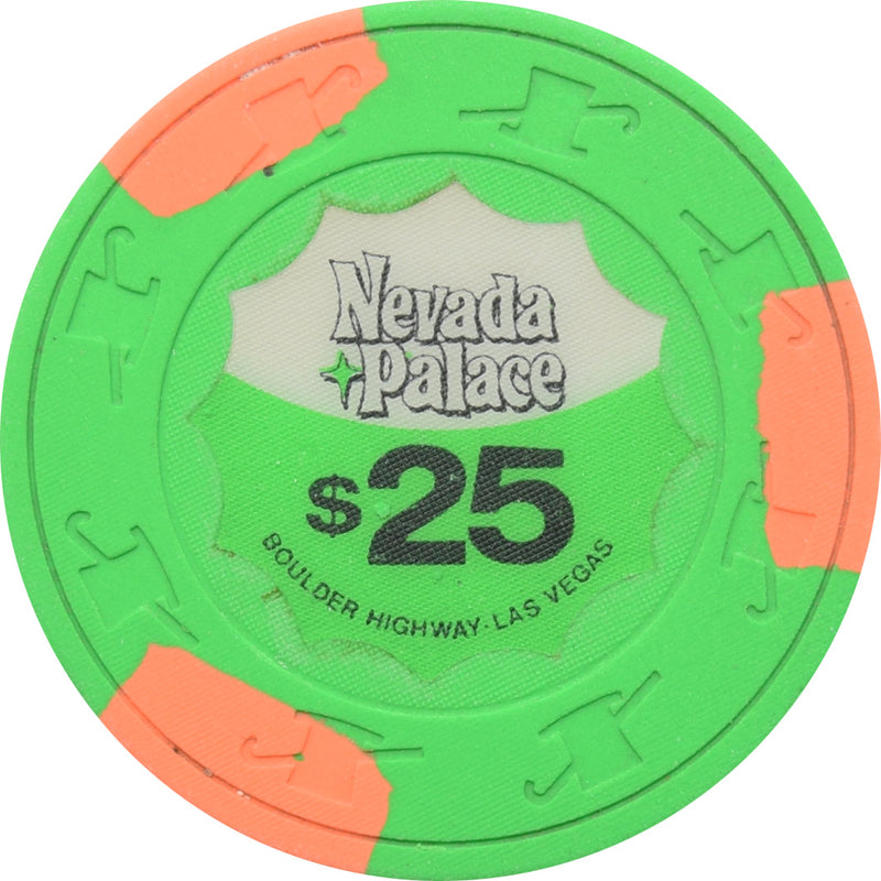 Nevada Palace Casino Las Vegas Nevada $25 Chip 1979