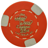 The Reel Deal Casino Las Vegas NV 25 Cent Chip 1992
