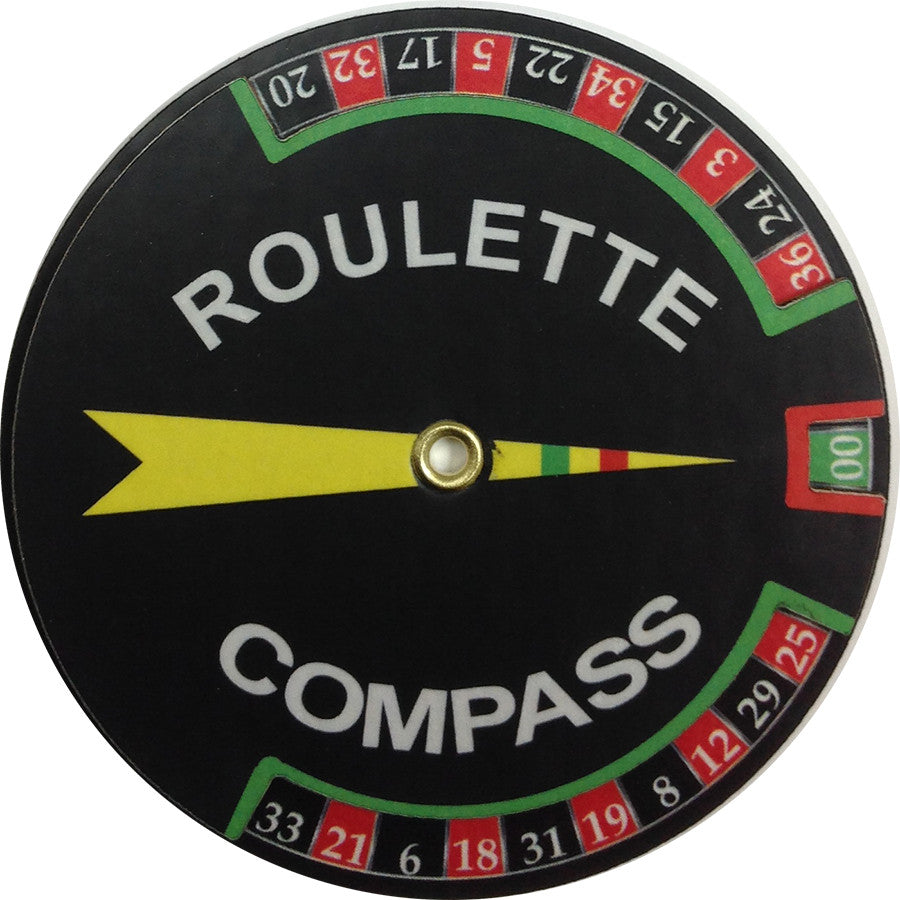 Roulette Compass - Spinettis Gaming