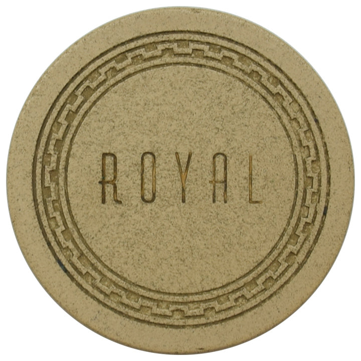 Royal Casino Henderson NV 10 Cent Chip 1960
