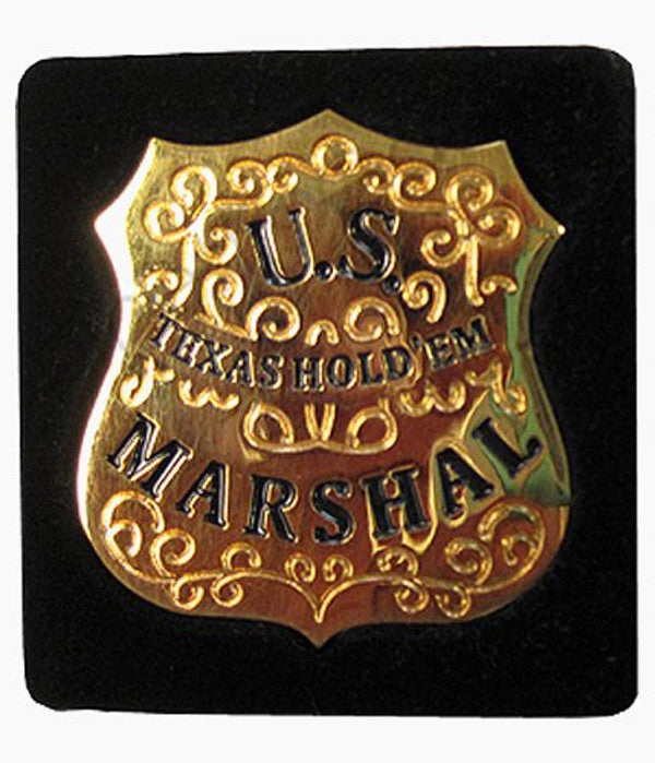 Card Guard U.S. Marshal Card Guard - Spinettis Gaming - 1