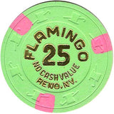 Flamingo Hilton 25 NCV chip - Spinettis Gaming - 2