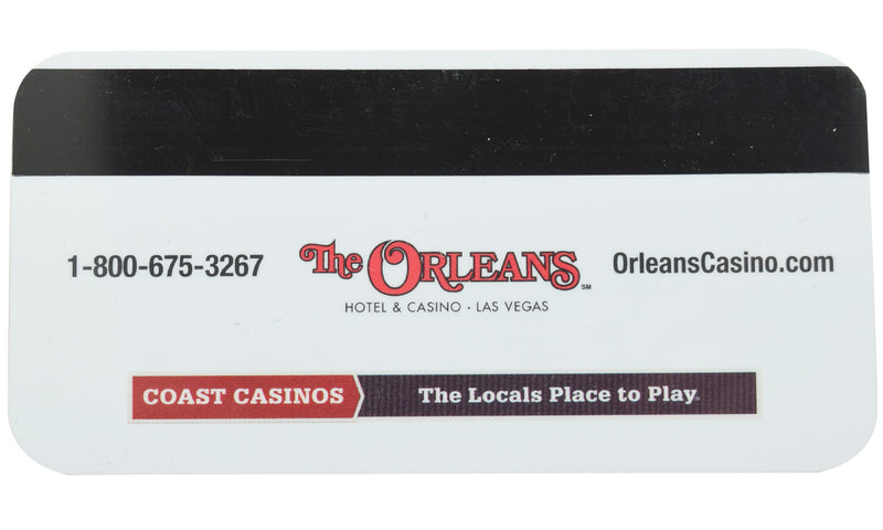 Orleans Casino Las Vegas Nevada WAC Volleyball Tournament Hotel Room Key