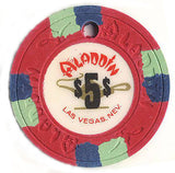 Aladdin Casino Las Vegas Chip Set with 404 chips - Spinettis Gaming - 2