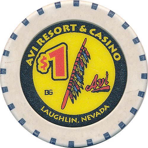 Avi Resort, Laughlin NV $1 Casino Chip