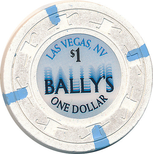 Bally's, Las Vegas NV $1 Casino Chip - Spinettis Gaming