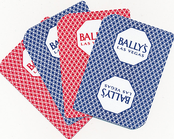 Bally's Casino Deck